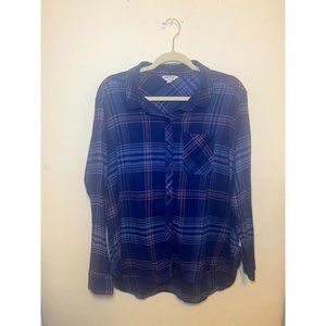 Orvis Flannel Button Down